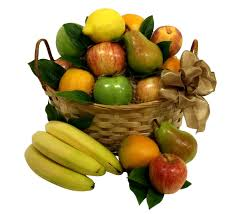 Classic Fruit Basket Small