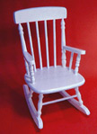Rocking Chair Personalized - baby-chair