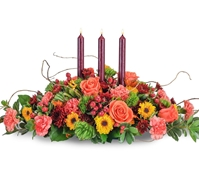 Visions of Autumn Centerpiece