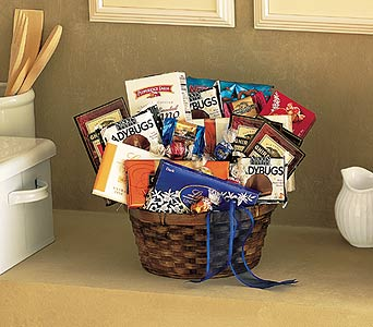 Chocolate Lovers Basket chocolate, gift, tower, delivery, ft washington, blue bell, 19422